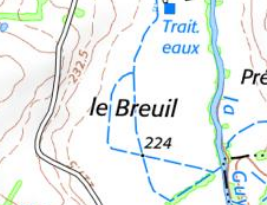 Breuil joncy